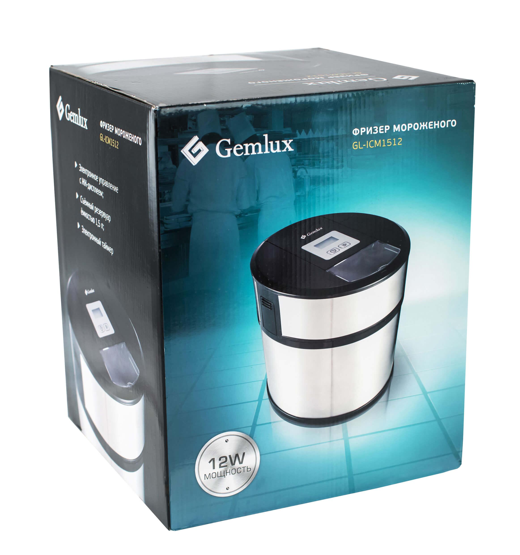 Мороженица Gemlux GL-ICM1512